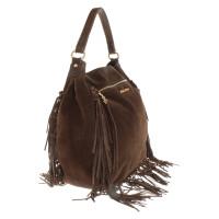 Miu Miu Handbag made of suede
