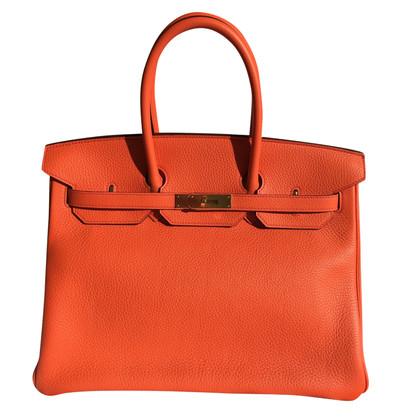 "Hermès ""Birkin Bag 35"" aus Clémenceleder"