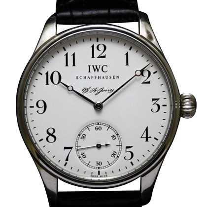 "Iwc ""Portugees F. A. Jones"" Limited Edition"