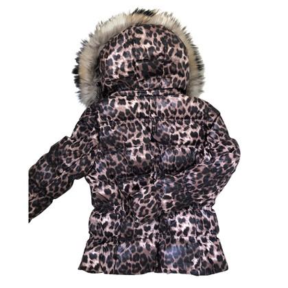 Laurèl Leopard stampa giù la giacca