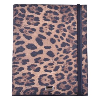 Dolce & Gabbana IPad Case Monogram tablet