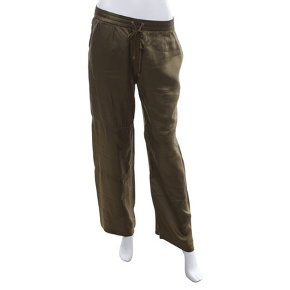 Alexander Wang trousers in olive green