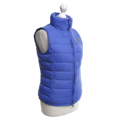 Closed Bodywarmer in Royal Blue
