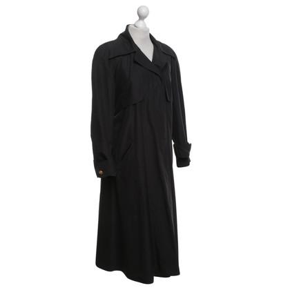 Chanel Cappotto in nero