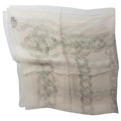 Chanel Chanel zijden sjaal