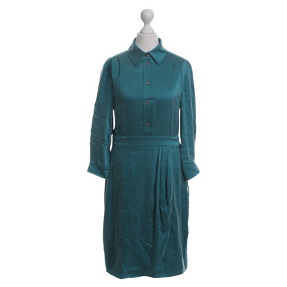 JOOP!  Silk dress in turquoise