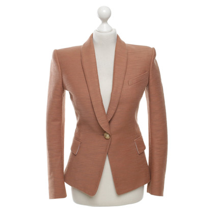 Balmain Blazer in brown