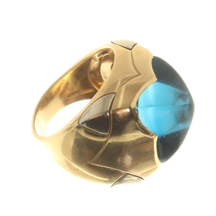 Bulgari Ring met gem