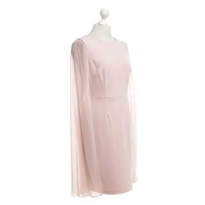 Calvin Klein Cape dress in pink