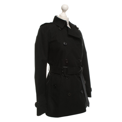 Burberry Coat in black