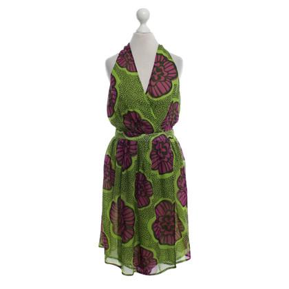 Moschino Kleid mit Muster