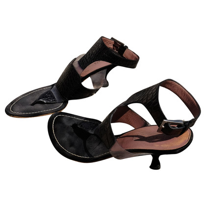 Alaïa High sandals