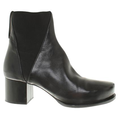 Jil Sander Ankle boots in black