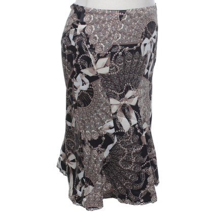Karen Millen Issued skirt with print