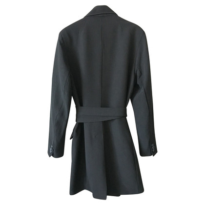 Dries van Noten Black Blazer with belt