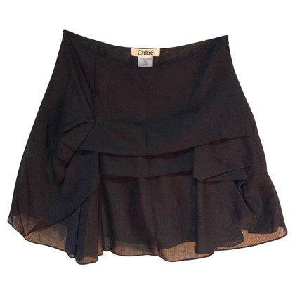 Chloé fancy skirt