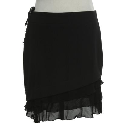 Moschino skirt in layered look