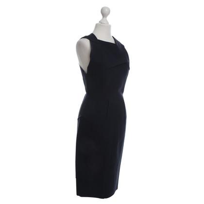 Roland Mouret Dress in dark blue