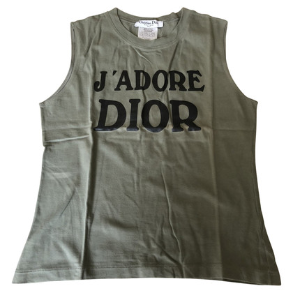 "Christian Dior Top ""J'Adior"""