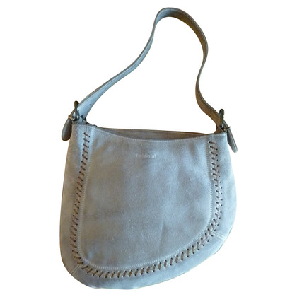Baldinini Suede handbag