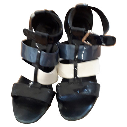 Hogan Two-colored sandal