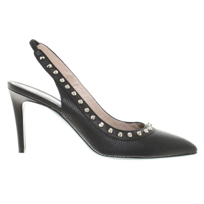 Barbara Bui Slingbacks with rivets