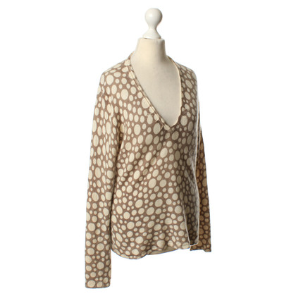 Other Designer Cashmere sweater with points