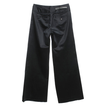 Donna Karan trousers in dark blue