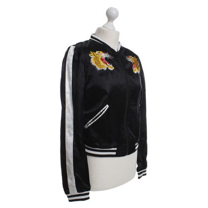Ralph Lauren Bomber jacket with Tiger embroidery