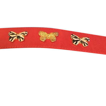 Escada Red belt.