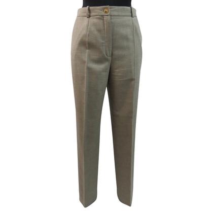 Hermès Classic cashmere pants