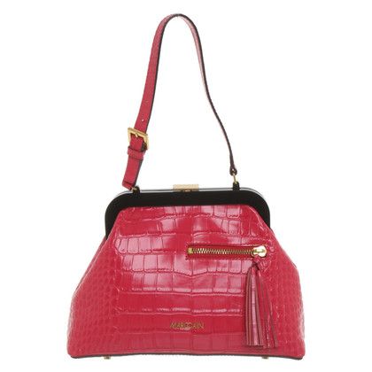 Marc Cain Schultertasche in Pink