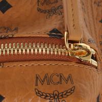 MCM Rucksack mit Monogram-Muster