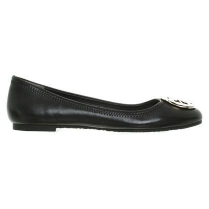Tory Burch Ballerinas in black