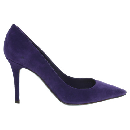 Ralph Lauren pumps purple