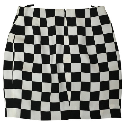 Gianni Versace Plaid skirt