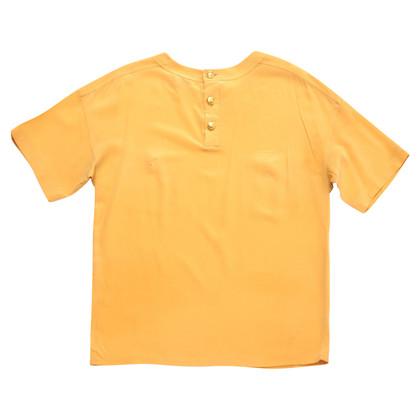Chanel silk shirt