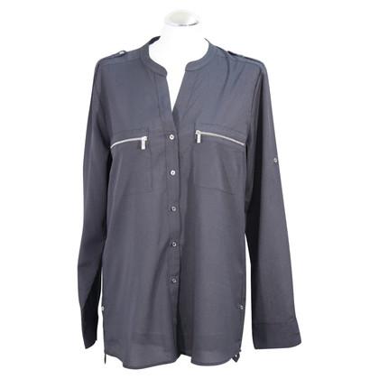 Calvin Klein Bluse in Grau