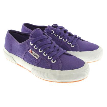 Superga Sneakers in Lila