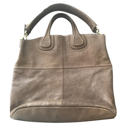 Givenchy Nightingale shoppers in Brown