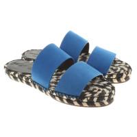 Proenza Schouler Sandals with braided braid