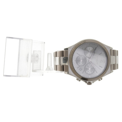 DKNY Silver-colored wristwatch