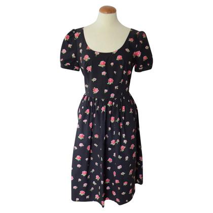 Prada Kleid mit Rosen-Print