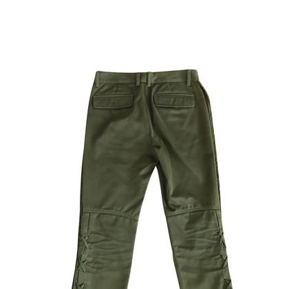 Isabel Marant Pantaloni in verde