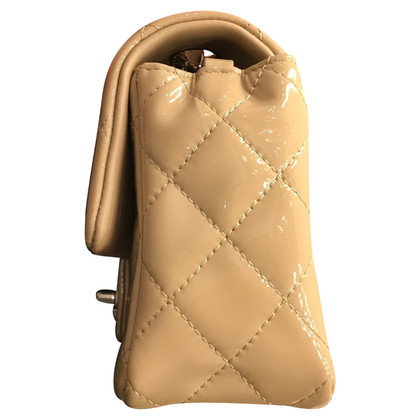"Chanel ""Mini Flap Bag"" Patent Leather"
