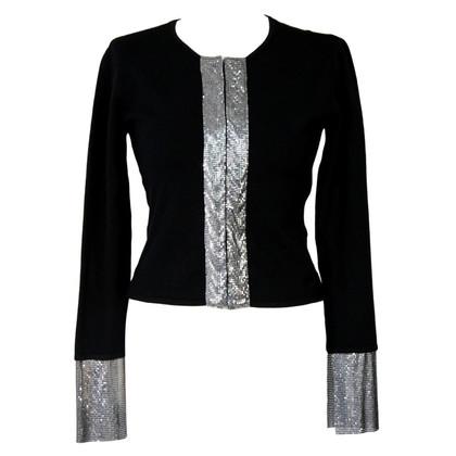 Karen Millen Gebreide trui in zwart