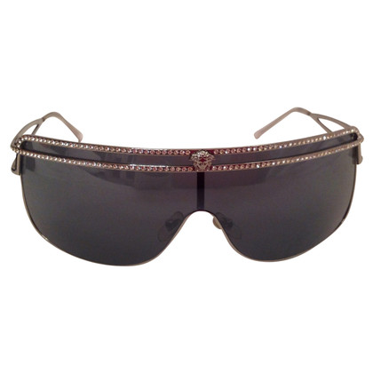 Gianni Versace Sunglasses with Rhinestones