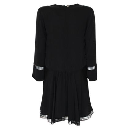 Dondup Macramé dress