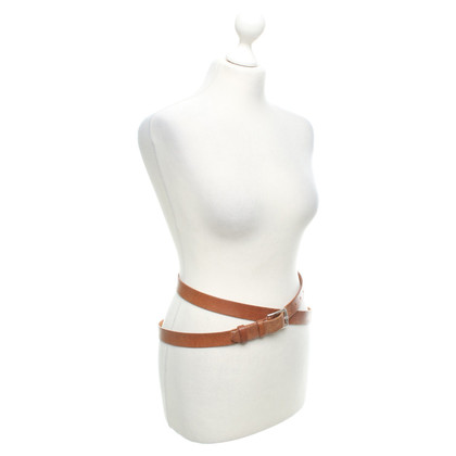 Hermès double belt