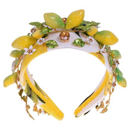Dolce & Gabbana Fascia con i limoni